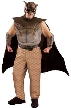 Plus Size Adult Watchmen Nite Owl Costume