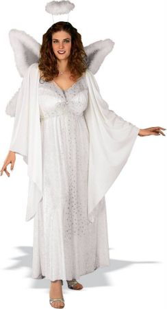 Plus Size Angel Costume