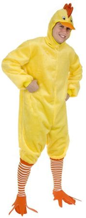 Deluxe Adult Chicken Costume