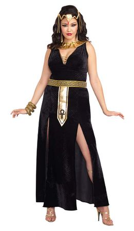 Plus Size Exquisite Cleopatra Costume