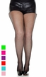 Plus Size Fishnet Pantyhose - More Colors