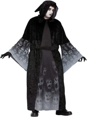 Plus Size Forgotten Souls Costume