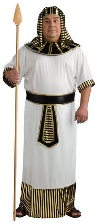 Plus Size Pharaoh Costume