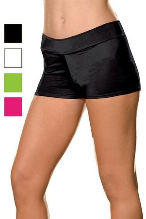 Plus Size Roxie Hot Shorts - More Colors