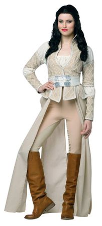 Plus Size Women's Snow White Costume - Once Upon a Time