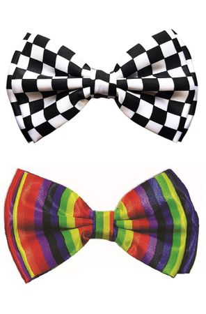 Printed Bow Tie