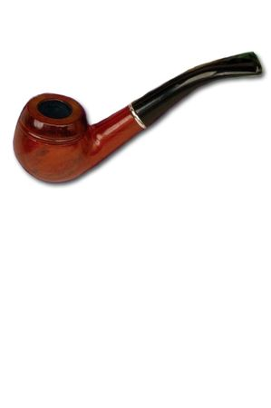 Real Wood Gentleman's Pipe