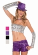 Sequin Tube Top - More Colors