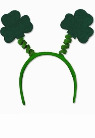 Shamrock Bopper Headband