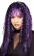 Sinister Crimp Wig - Purple