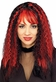 Sinister Crimp Wig - Red