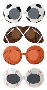 Sports Ball Sunglasses