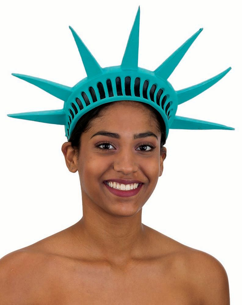 Classic Statue of Liberty Fourth of July Adult Costume