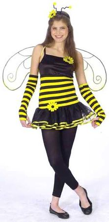 Teen Honey Bee Costume