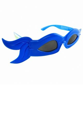 Teenage Mutant Ninja Turtles Leonardo Bandana Sunglasses Blue