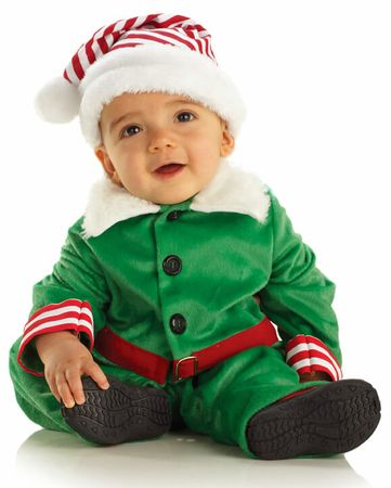 Toddler/Child Elf Costume
