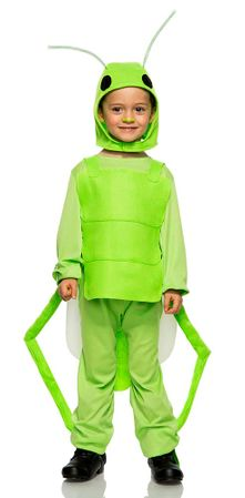 Toddler/Child Flying Grasshopper Costume