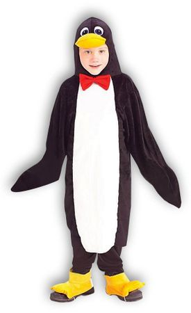 Toddler/Child Penguin Costume