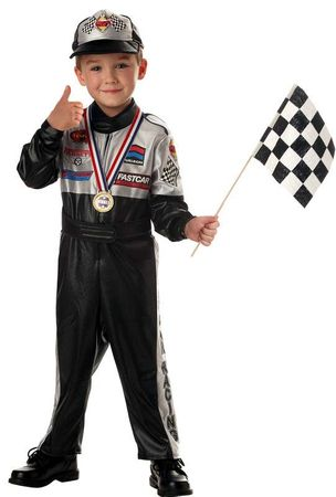 Child S Race Car Driver Costume Candy Apple Costumes Sports