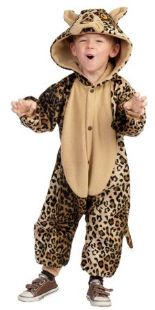 Toddler Lux the Leopard Funsies Costume