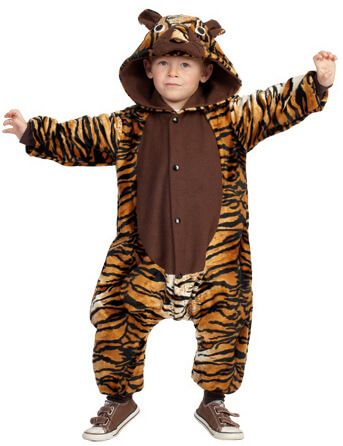 Toddler Taylor the Tiger Funsies Costume