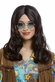Unisex Brown Hippie Wig