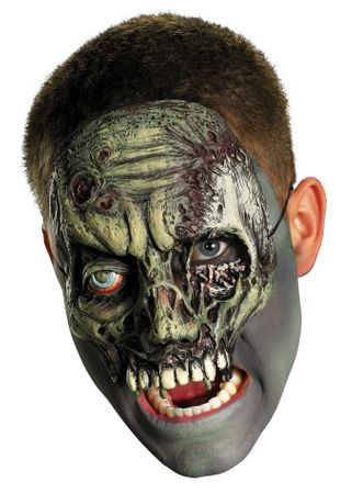 Walking Zombie Mask