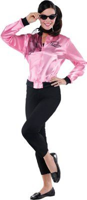 Women's Economy Greaser Babe Costume