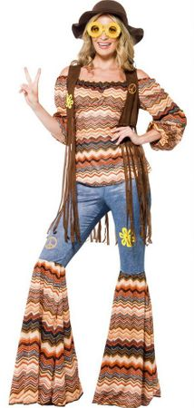 Women's Harmony Hippie Costume