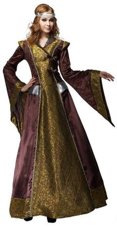 Women's Medieval Beauty Costume