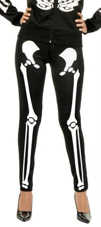 Women's Skeleton Leggings