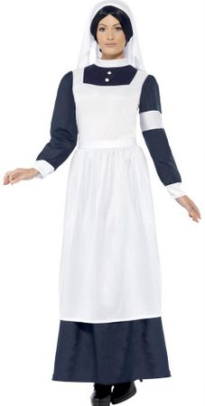 Women's World War I Nurse Costume