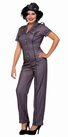 Women's 1940's Air Force Anna Costume