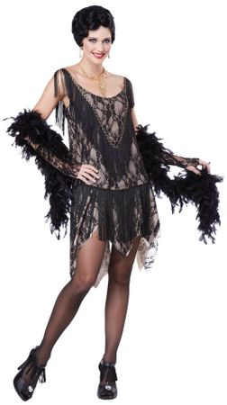 Women's Gatsby Girl 20's Flapper Costume