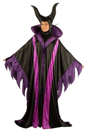 Plus Size Women's Magnificent Witch Costume