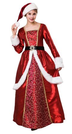 Women's Mrs. Santa Claus Costume
