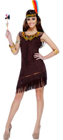 Women's Native American Beauty Costume