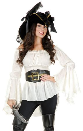 Women's Pirate Lady Vixen Blouse
