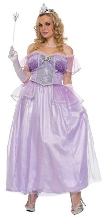 Women's Plus Size Storybook Princess Costume