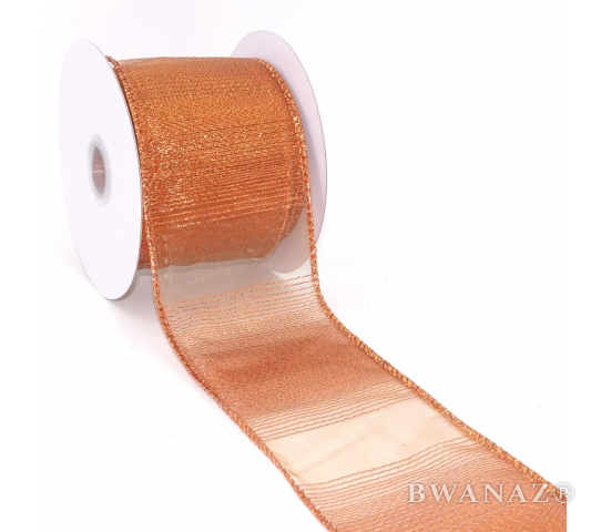 10-Yard Frosted Sparkling Glitter Ribbon 7//8-Inch