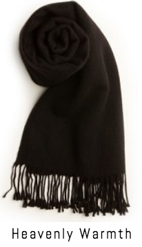Cashmere & Wool Scarves