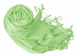 Baby Green Eco-friendly Pashmina Shawl