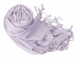 Ice Lavender Eco-friendly Pashmina Shawl