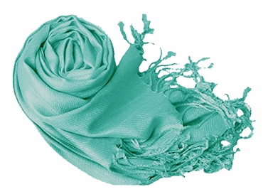 Robbins Egg Eco-friendly Pashmina Shawl