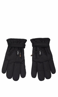 Black Mens Weatherproof Insulated Waterproof Winter Snow Ski Gloves 78