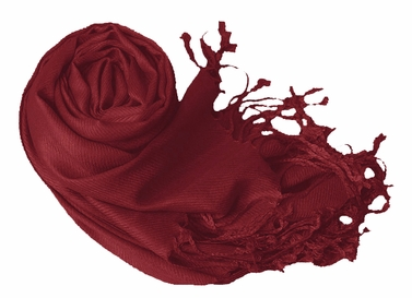 Maroon Eco-friendly Pashmina Shawl
