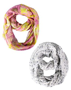 Anchor Print Cute Trendy All season Infinity Loop Scarves