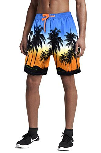Beach Board Shorts Water Sports Swimming Surfing Shorts Trunks Large