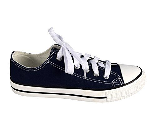 Black Casual Sneakers Low top Tennis Shoes 10 B(M) US