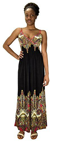 Cinched Waist Sleeveless Paisley Cocktail Maxi Vintage Dress